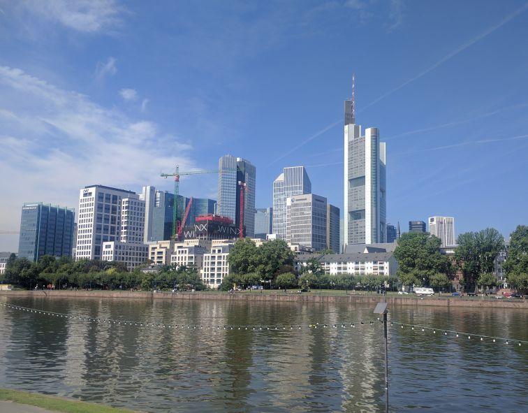 Skyliner Frankfurt